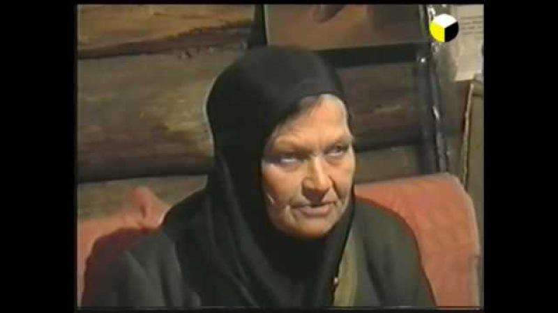 Рассказ монахини Александры о показанных ей ужасах ада