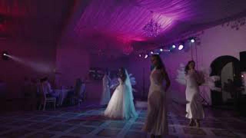 Невеста поет для жениха! Свадебный танец! Песня мужу! MFYRND