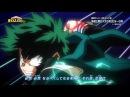 アニメ『僕のヒーローアカデミア』2期第2クールオープニングムービー 652