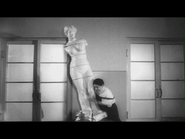 1964г Соберите Венеру. Фильм-концерт. Клоун Михаил Румянцев Карандаш.