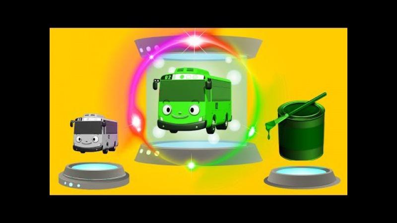 Колеса у автобуса И больше детских стишков от LittleBabyBum Tayo Тайо Мультик про автобус