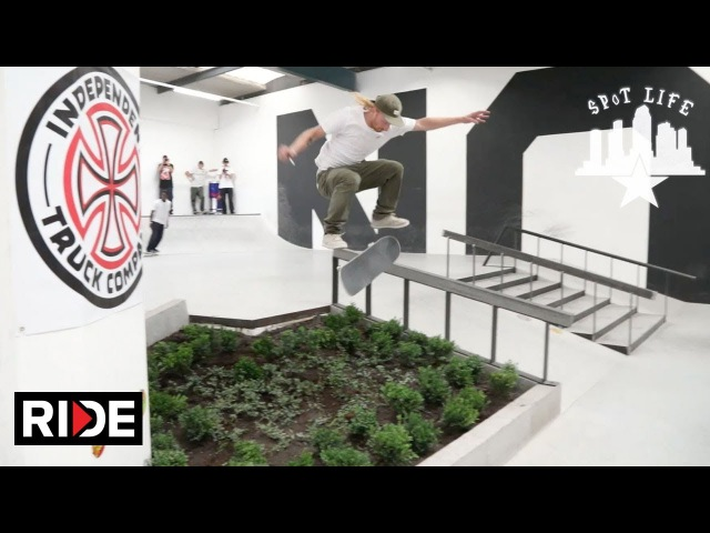 2017 Damn Am Amsterdam Qualifiers and Best Trick – Tim Zom, Darkness, Aurelien Giraud – SPoT Life