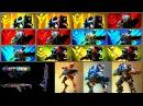 Titanfall 2 DLC ЩИТ ФРОНТИРА: Раскраски Титанов и Оружия, Ранги, 2XP, Цены