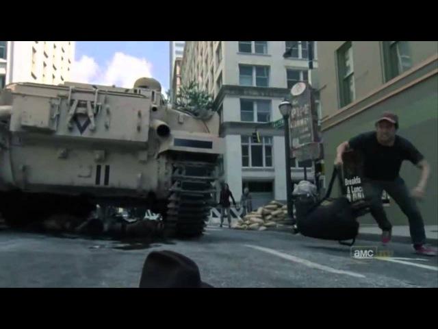 Ходячие мертвецы 1 сезон 4 серия трейлер HD The Walking Dead