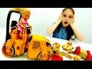 Куклы Барби ШТЕФФИ сломала игрушки в МАГАЗИНЕ ИГРУШЕК! Развлечения и Мультики ...