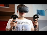Обзор лучших VR-гаджетов: Oculus Rift, HTC Vive и Samsung Gear VR