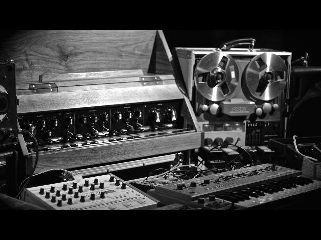 LudoWic Jam 19 (trautonium, fostex tape, roland, jomox, copycat, MPC)