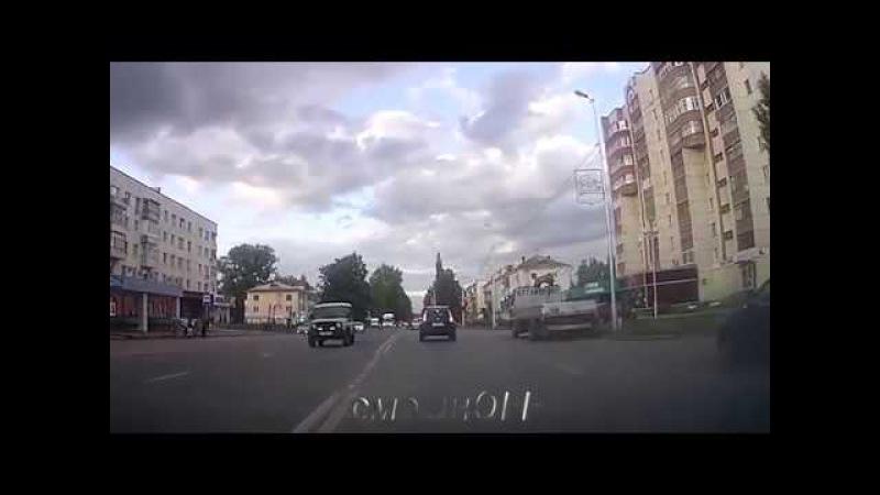 Дураки и дороги 2017. Сборник безумных водителей 38