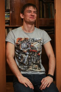 Кирилл Шокин