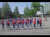 флешмоб 2017 Гимназия №92