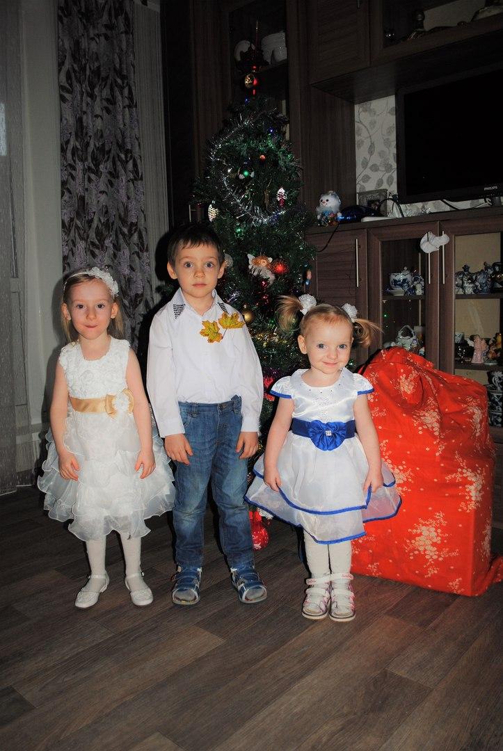 Наш Новый год))