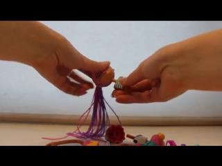 Бетти Спагетти Betty Spaghetty Moose Обзор куклы Люси