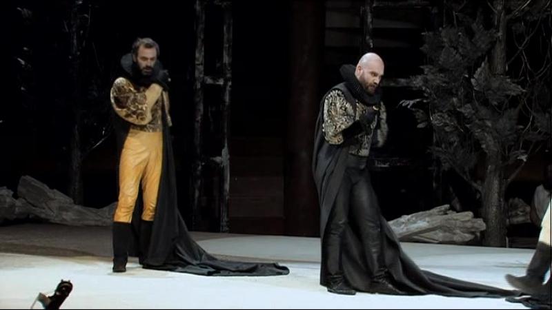 Monteverdi Il ritorno d'Ulisse in patria Sono l'altre Regine