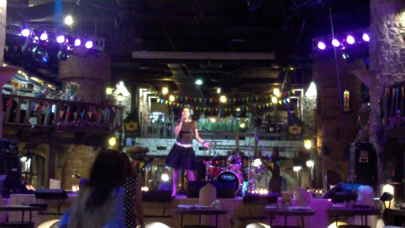 Арт-шоу ресторан Балаган-city Евгения Кудаева p.s. классный вечер
