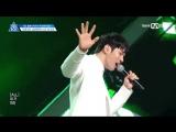 [PERF.] 170428 Выступление первой команды с Be Mine – Infinite - EP.4 Produce 101 @ Mnet Official