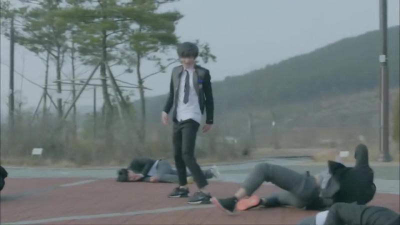 CLICK YOUR HEART Ep 3 Story B- Cha Ni Ju Ho –Ju Hos Fight Sce