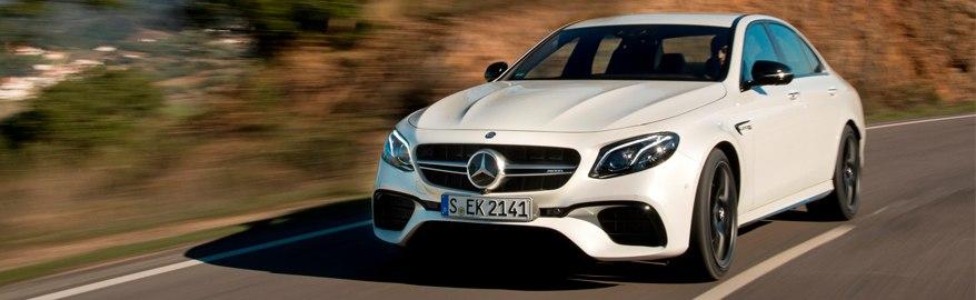 Тест-драйв и обзор Mercedes-AMG E 63 S 4Matic+