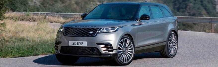 Обзор и тест-драйв Range Rover Velar 2018