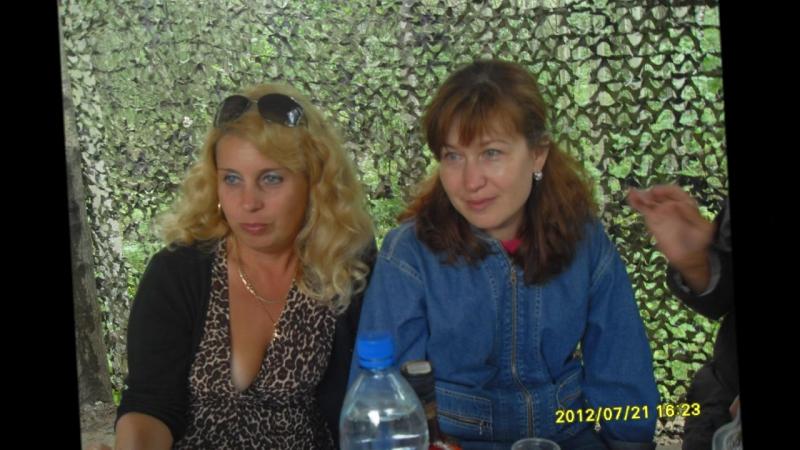 Встреча одноклассников в 2012 году