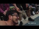 Akito vs. Mad Paulie vs. Naomi Yoshimura vs. Toru Owashi (DDT - Dramatic Sanada Maru 2017)