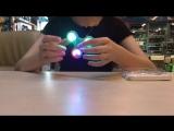 Спиннер со светодиодной подсветкой от MiniInTheBox
