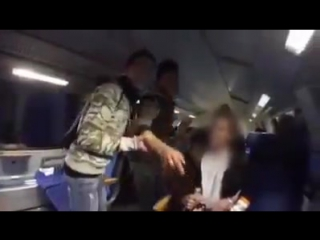 Es war einmal 2017 irgendwo in einem Zug in Deutschland.. Fachkräfte
