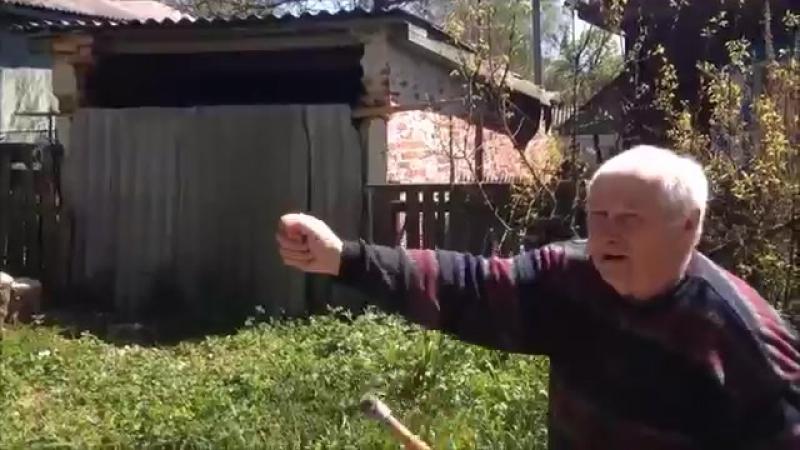 Самосел про мародерство в Чернобыле