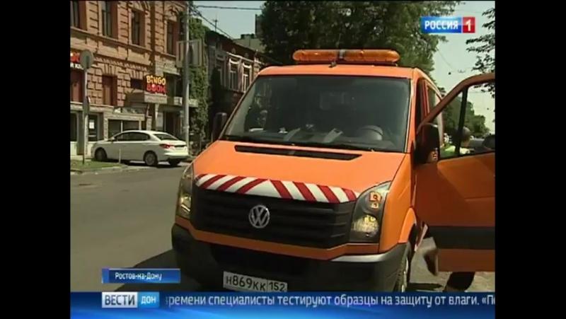 К осени в Ростове отремонтируют более 100 км дорог в рамках проекта «Безопасные и качественные дороги»