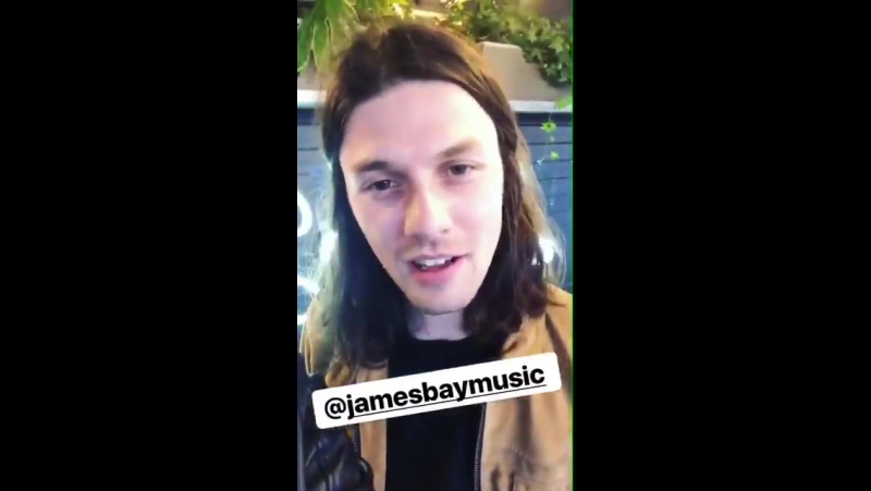 Topman x James Bay 08/08/17