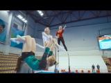 Mannequin Challenge на ЧР по спортивной гимнастике
