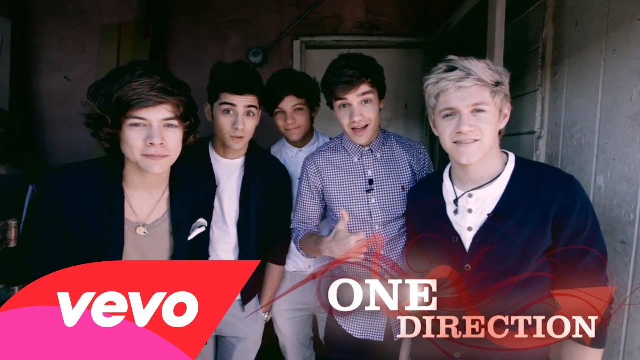 OneDirectionVEVO - 10 Most subscribed Youtube Channels