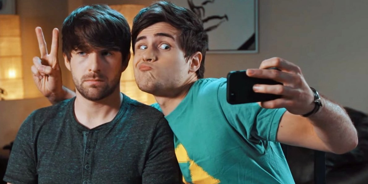 Smosh - 10 Most subscribed Youtube Channels
