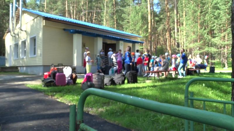 В Детском загородном оздоровительном лагере Зарница (г. Березовский) началась третья смена.