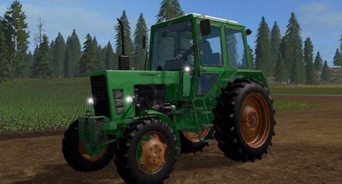 Трактор «МТЗ 82» Беларус