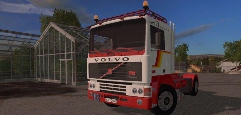 Грузовик «Volvo F12»