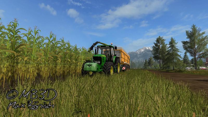 Трактор fendt 300 Vario с + прошивке версии v1.1.0.0