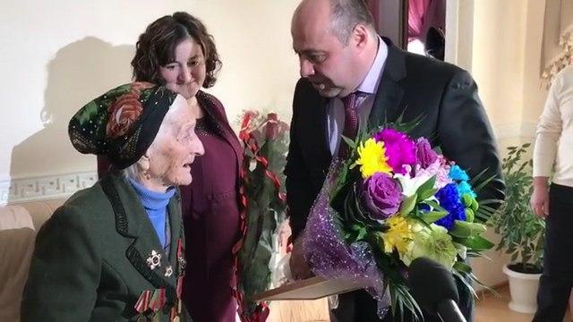 Владимир Путин поздравил уроженку Зеленчукского района с юбилеем