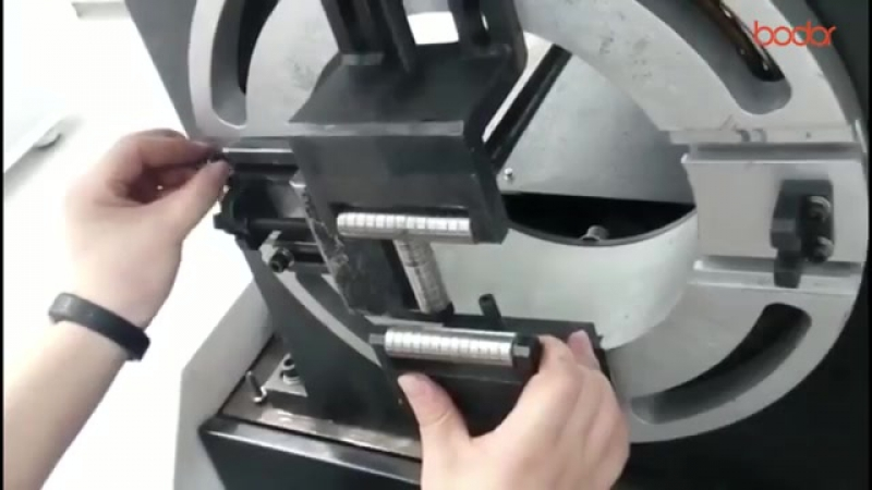 Bodor laser How to install and adjust the manual chuck of F1530TE1530T