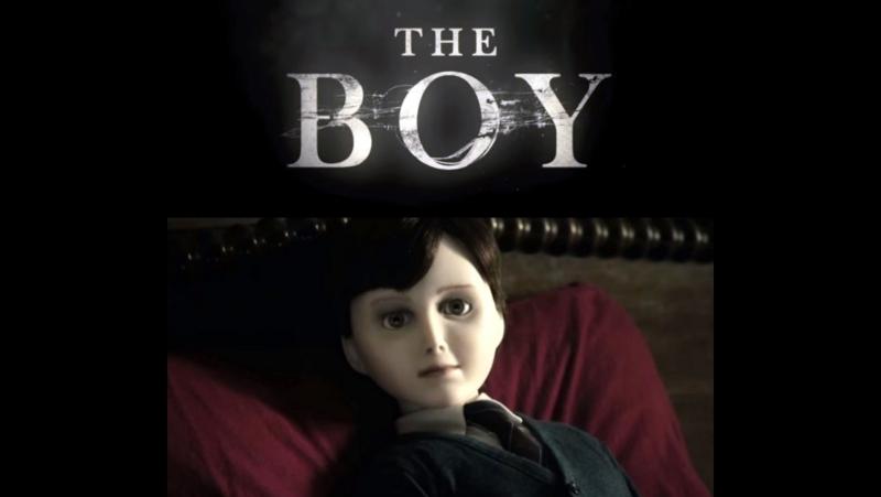 😦 Кукла (2016) (The Boy) 😦