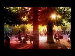 Ретро 50 е - танго Серебряная гитара (клип)