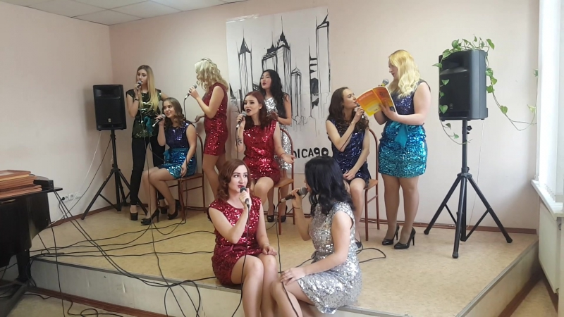 Colours Ladies - I Sing, You Sing