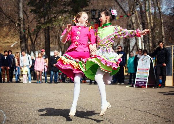 11 июня село Бычиха отмечает две праздничных даты