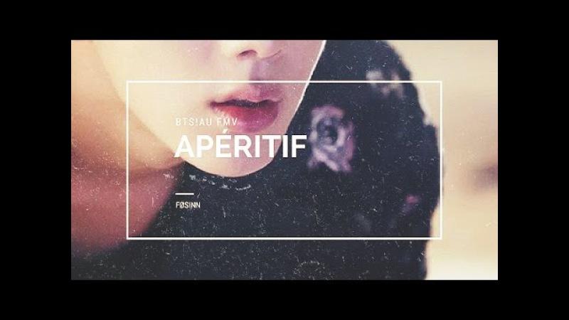 Seokjin, jungkook | hannibal au | apéritif
