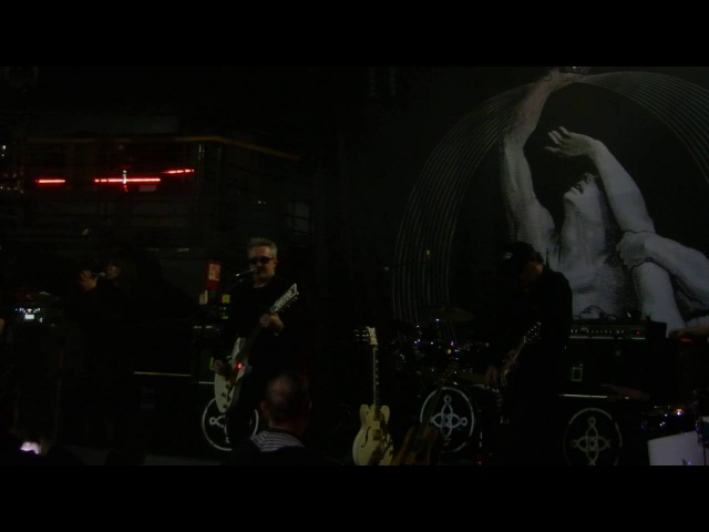The Mission,Met-Amor-Phosis,Soundcheck,Dublin,Academy 1st October 2016