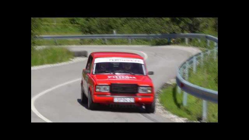 Bodor Juhász GOBAL Borsodnádasd Rally 2017 Versenyzői film