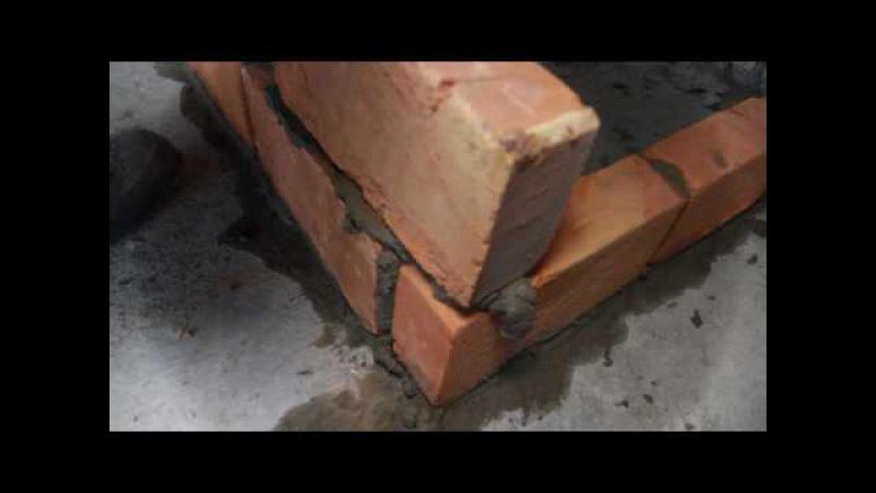 Строительство и ремонт кладка кирпича в четверть для ванной комнаты