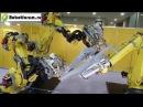 IRex Контактная сварка с помощью роботов Fanuc