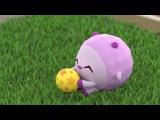 Малышарики - Мячик (Серия 88) Развивающие мультики про машинки