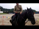 Мастер-класс о подготовке лошади к джигитовке. Провел Орлан Монгуш