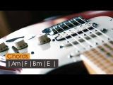 Emotional Guitar Backing Track In A Minor